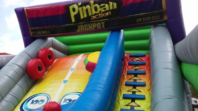 Inflatables / Interactive Games / Water Slides